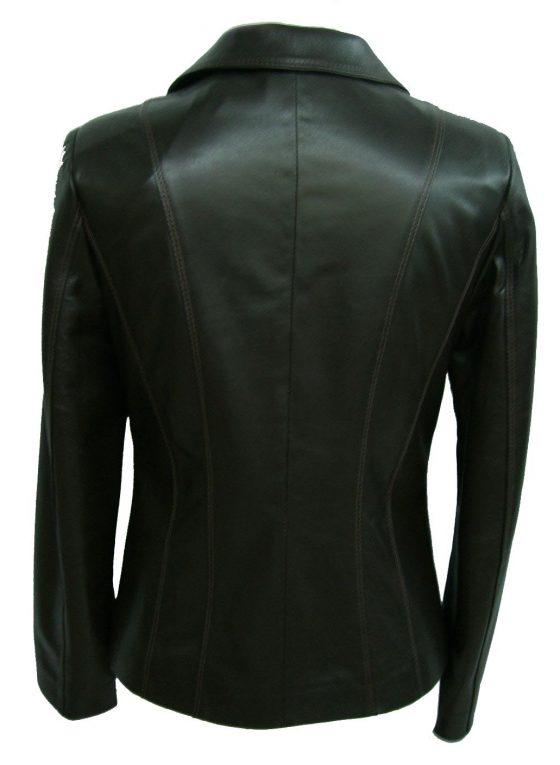 chaqueta de señora negra